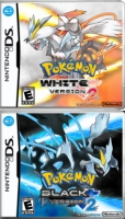 Pokemon Black / White Version 2